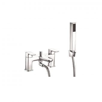 UK Bathrooms Essentials Thirlway Bath Shower Mixer Tap