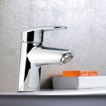 VitrA Dynamic S Chrome Monobloc Basin Mixer Tap