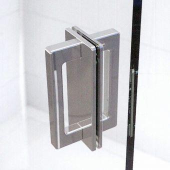 Kudos Pinnacle 8 Retro Fit Shower Door Handle - P8RH