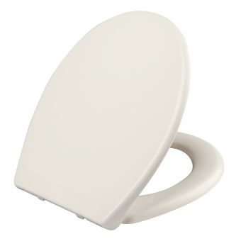 UK Bathrooms Essentials Kangel Universal PP Soft Close Seat