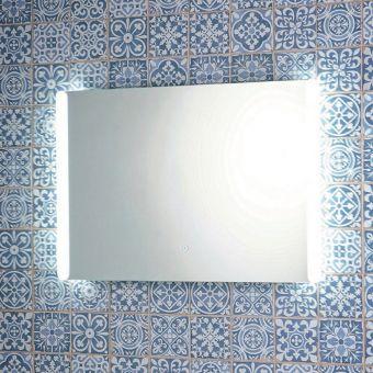 UK Bathrooms Essentials Judson LED Mirror - UKBESSM0010