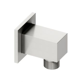 Abacus Emotion Chrome Square Wall Outlet