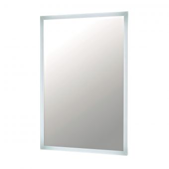 UK Bathrooms Essentials Kingstonia 500 x 700mm LED Mirror