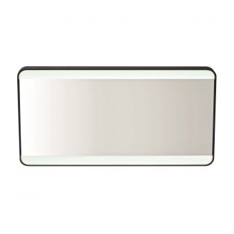 UK Bathrooms Essentials Perie 1200 x 600mm LED Mirror
