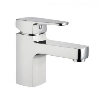 VitrA Q Line Chrome Monobloc Bath Filler