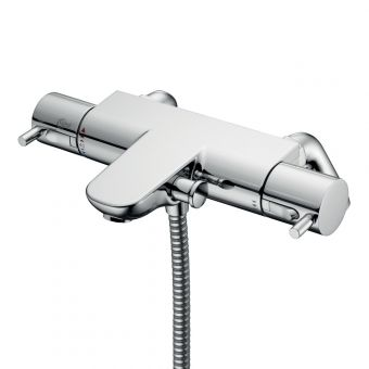 Ideal Standard Ecotherm Thermostatic Bath Shower Mixer (deck mounted)