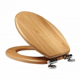 Roper Rhodes Traditional Soft Close Toilet Seat - 8081NOSC