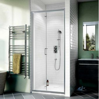 Crosswater Kai 6 Bi-fold Shower Door