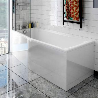 Ideal Standard Concept Idealform Spacemaker Corner Bath