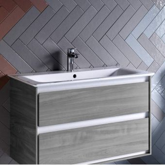 Ideal Standard Concept Air Cube Vanity Basin