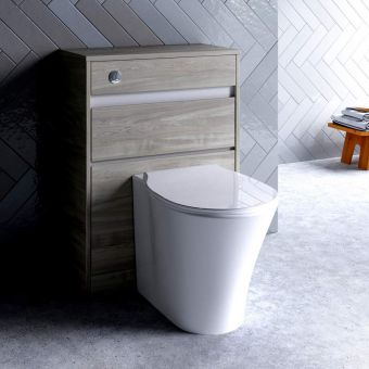 Ideal Standard Concept Air Floorstanding Toilet with Aquablade
