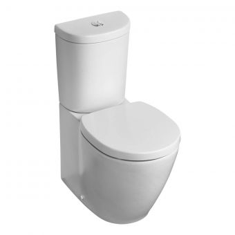 Ideal Standard Concept Space Compact Arc Close Coupled Toilet