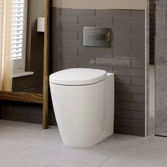 Ideal Standard Concept Freedom Comfort Height Back to Wall Toilet