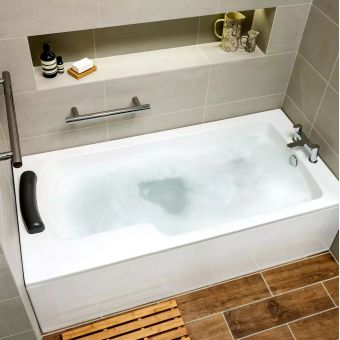Ideal Standard Concept Freedom Single Ended Bath