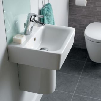 Ideal Standard Concept Cube 55cm Short Projection Basin