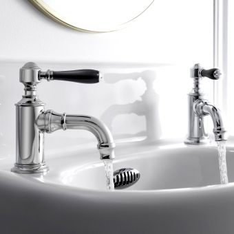 Arcade Cloakroom Basin Pillar Taps