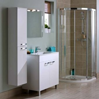 Ideal Standard Tempo 2 Door Vanity Unit with Legs