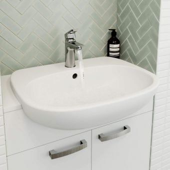Ideal Standard Tesi Semi-recessed Countertop Basin