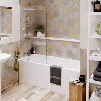 Ideal Standard Tesi Idealform Single Ended Bath