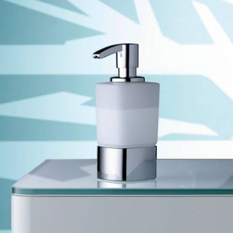 Keuco Elegance Foam Soap Dispenser Table Model