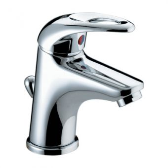 Bristan Java Mini Basin Mixer with Pop-up Waste