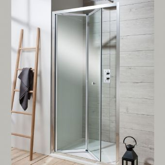 Crosswater Edge Bi-fold Shower Door