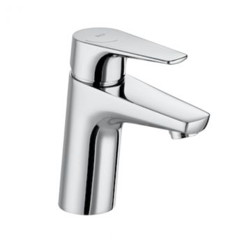 Roca Atlas Smooth Body Basin Mixer Tap