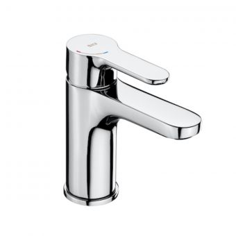 Roca L20 Smooth Body Basin Mixer Tap