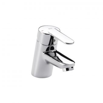Roca Victoria Basin Mixer Tap with Chain Connector