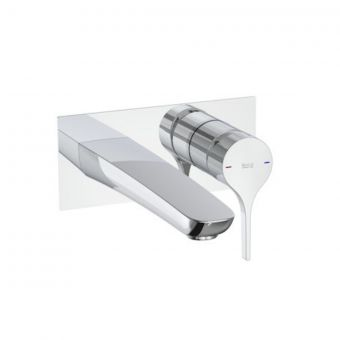Roca Insignia Wall Mounted Basin Mixer Tap