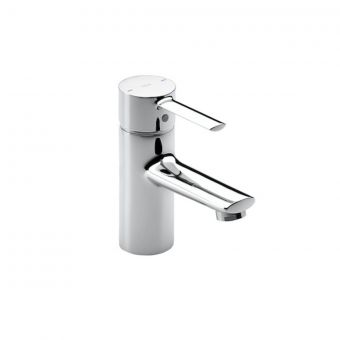 Roca Targa Basin Mixer Tap with Retractable Chain