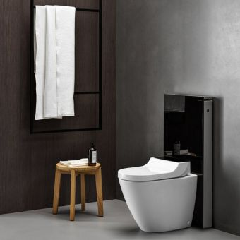 Geberit Aquaclean Tuma Rimless Floor Standing Shower Toilet