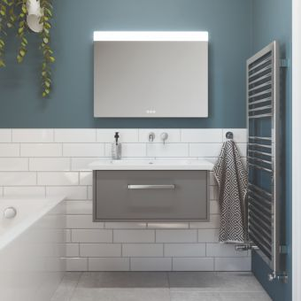 Crosswater Arena 700mm Wall-hung Vanity Unit in Four Colours