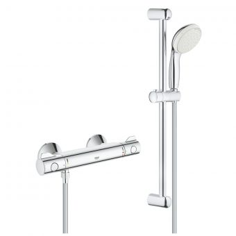 Grohe Grotherm 800 Thermostatic Shower Set
