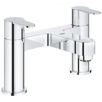 Grohe Bauedge Twin Handled Bath Filler