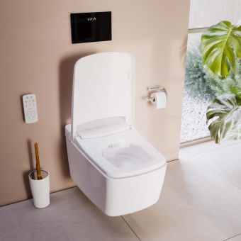 Vitra V-Care Prime Rimex Smart Wall Hung WC