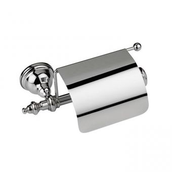 Imperial Avignon Wall-Mounted Covered Toilet Roll Holder