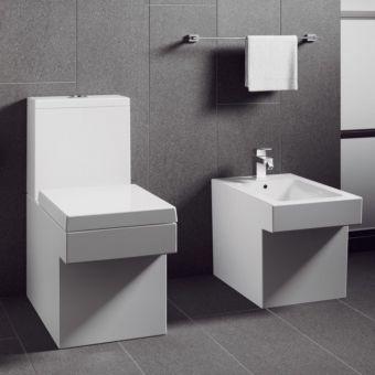 Grohe Cube Ceramic Floor Standing Toilet