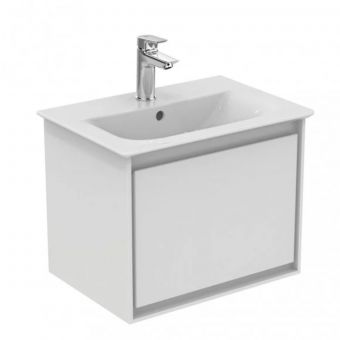 Ideal Standard Concept Air 500mm Wall Hung Vanity Unit 1 Drawer - E076401
