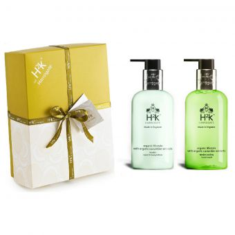 H2K Organic Hand Care Gift Set 250ml