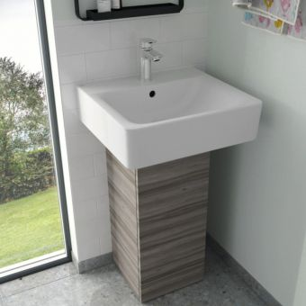 Ideal Standard Concept Space 300mm Full Pedestal Unit with One Door - E1443