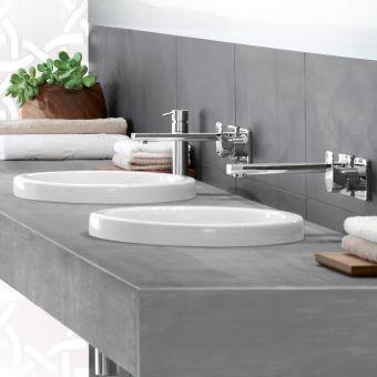 Villeroy and Boch Architectura Round Inset Washbasin
