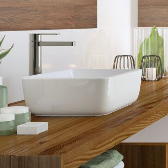Villeroy and Boch Architectura Rectangular Surface Mounted Washbasin