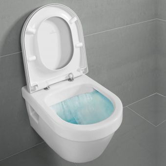 Villeroy and Boch Architectura Wall Mounted Rimless WC Combi Pack