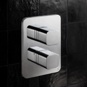 Crosswater Crossbox Marvel Shower Valve in Chrome