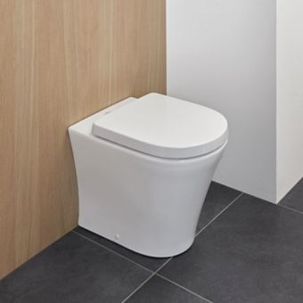Villeroy and Boch O.Novo Floorstanding Rimless WC