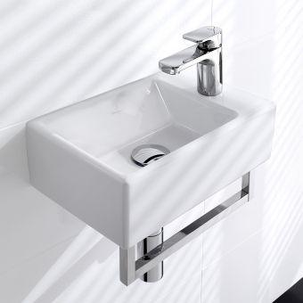 Villeroy and Boch Memento Small Handwash Basin - 53334101
