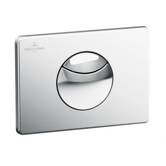 Villeroy and Boch ViConnect E100 Flush Plate
