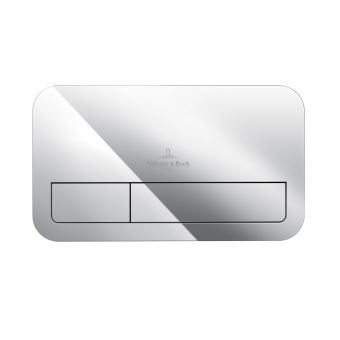 Villeroy and Boch ViConnect E200 Flush Plate - 92249061