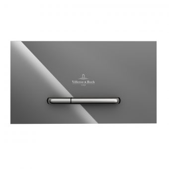 Villeroy and Boch ViConnect M300 Glass Flush Plate